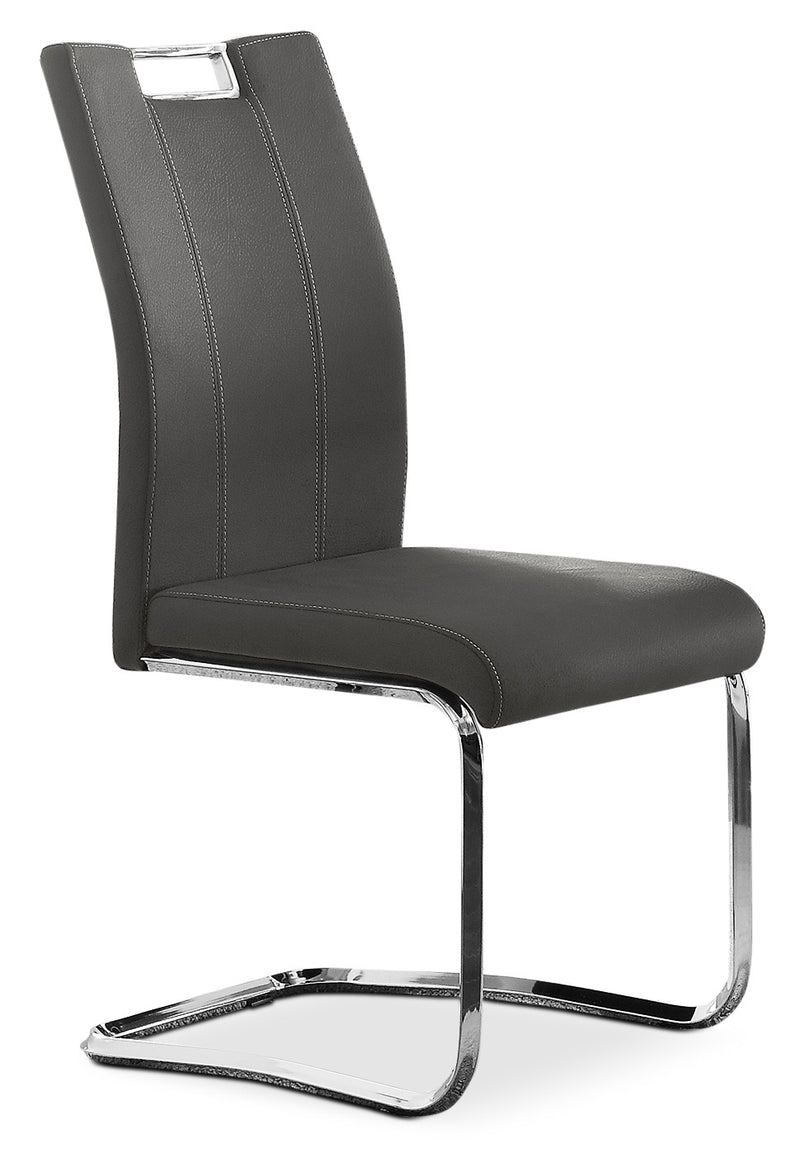 Watt Side Chair - Dark Grey