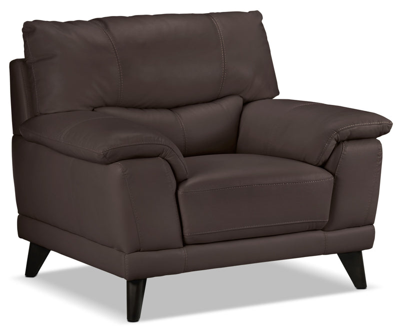 Braylon Chair - Dark Chocolate