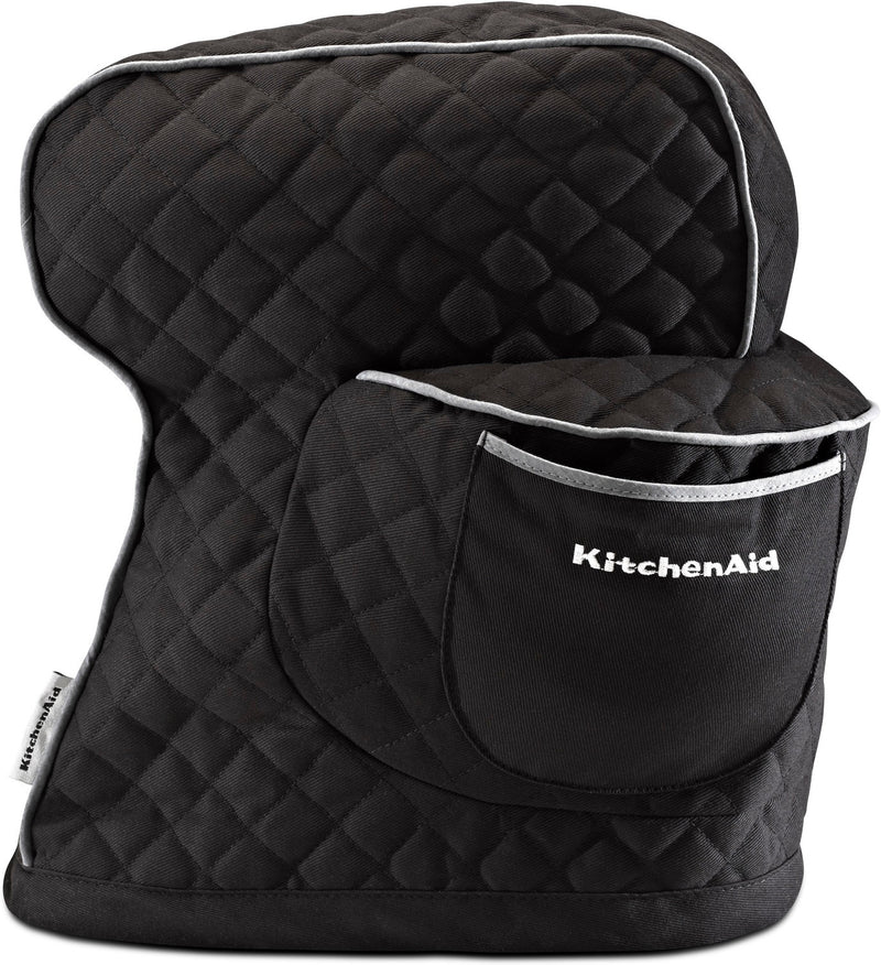 KitchenAid Onyx Black Fitted Stand Mixer Cover - KSMCT1OB