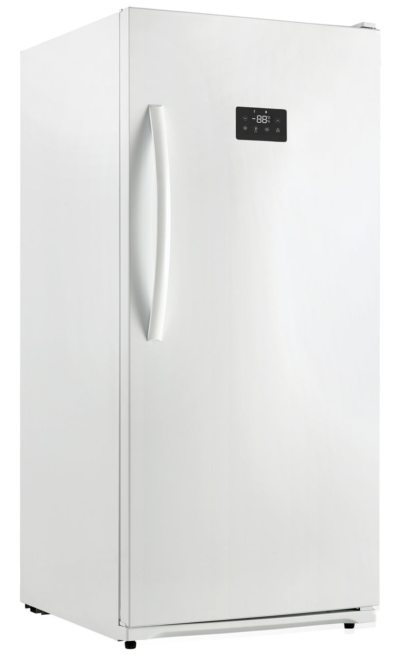 Danby White Upright Freezer (13.8 Cu. Ft.) - DUF138E1WDD