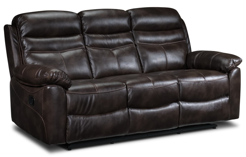 Leather Look Sofas