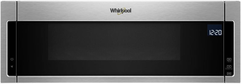 Whirlpool Stainless Steel Over-the-Range Microwave and Hood Combination (1.1 Cu. Ft.) - YWML75011HZ