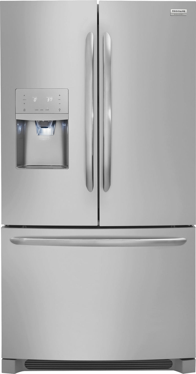 Frigidaire Gallery Stainless Steel French Door Refrigerator (21.7 Cu. Ft.) - FGHD2368TF