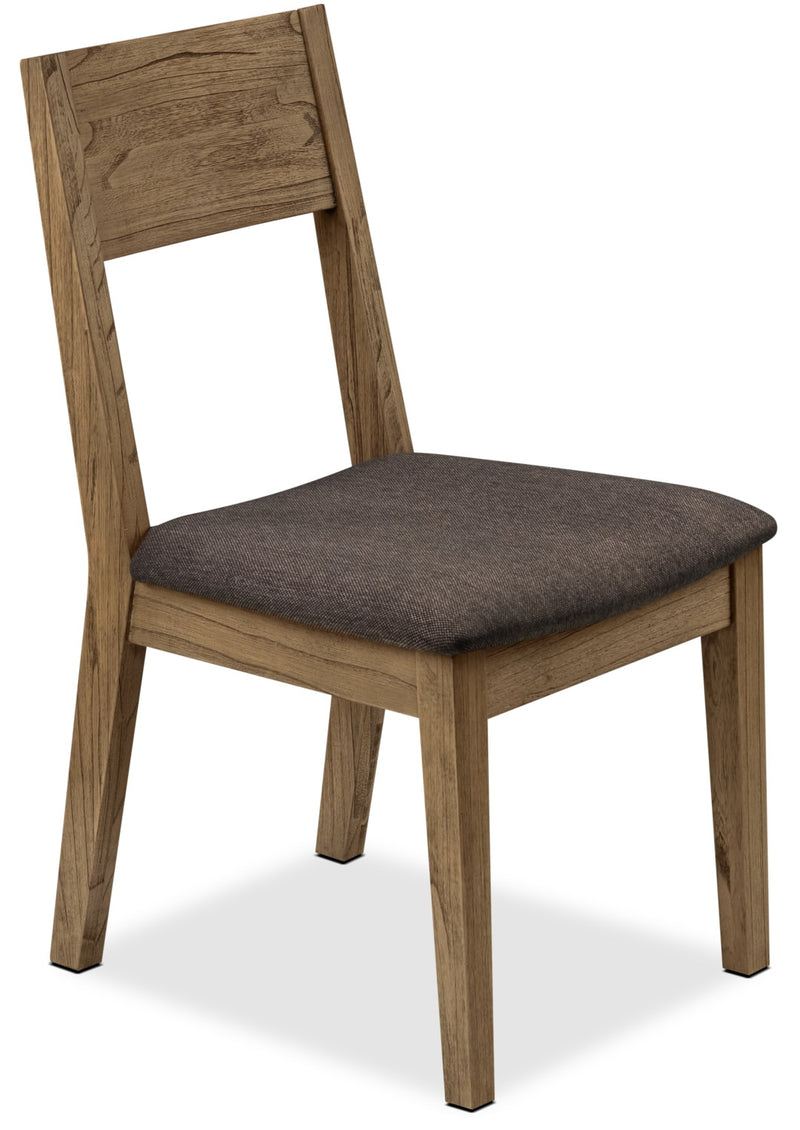 New York Side Chair - Charcoal
