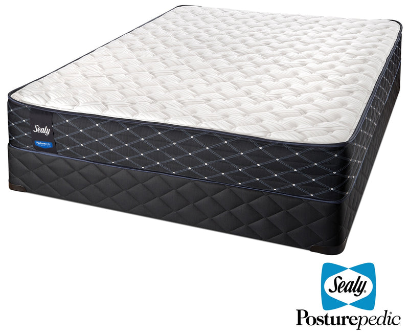Sealy Innovate Extra Firm Full Mattress and Boxspring Set