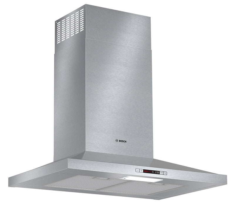 "Bosch Stainless Steel 30"" 600 CFM Canopy Range Hood - HCP30651UC"
