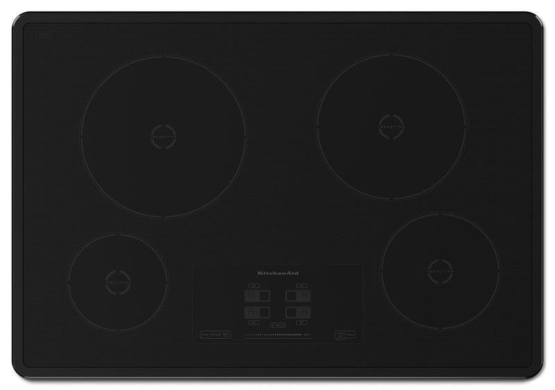 KitchenAid Induction Cooktop KICU500XBL