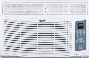 Haier White Window Air Conditioner - HWE08XCR