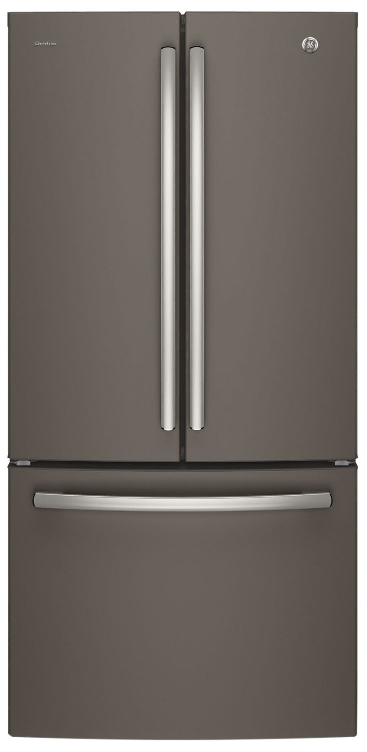 GE Profile Slate French Door Refrigerator (24.8 Cu. Ft.) - PNE25NMLKES