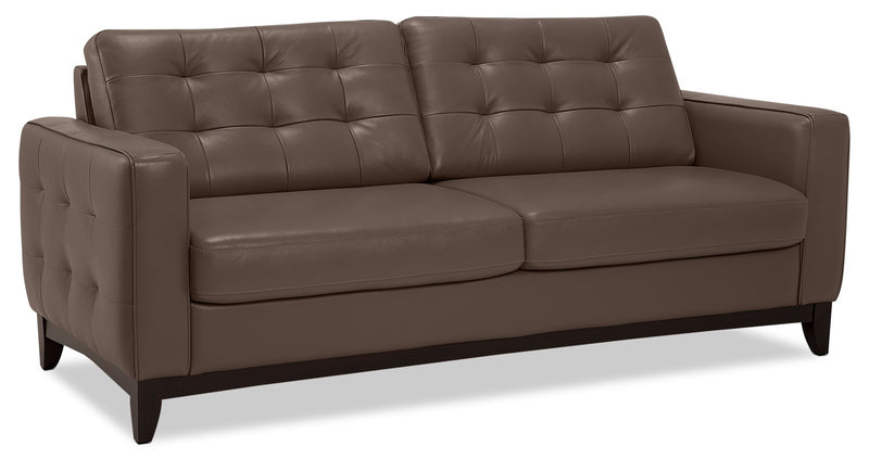 Alexi Sofa - Pewter