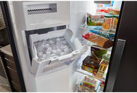 Whirlpool Stainless Steel Side-by-Side Refrigerator (28 Cu. Ft.) - WRS588FIHZ