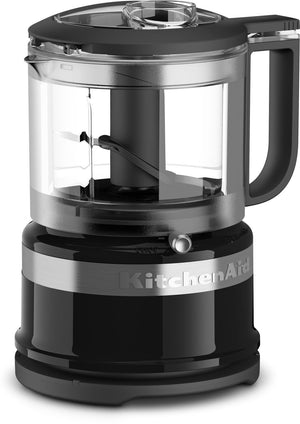 KitchenAid Onyx Black 3.5-Cup Mini Food Processor - KFC3516OB