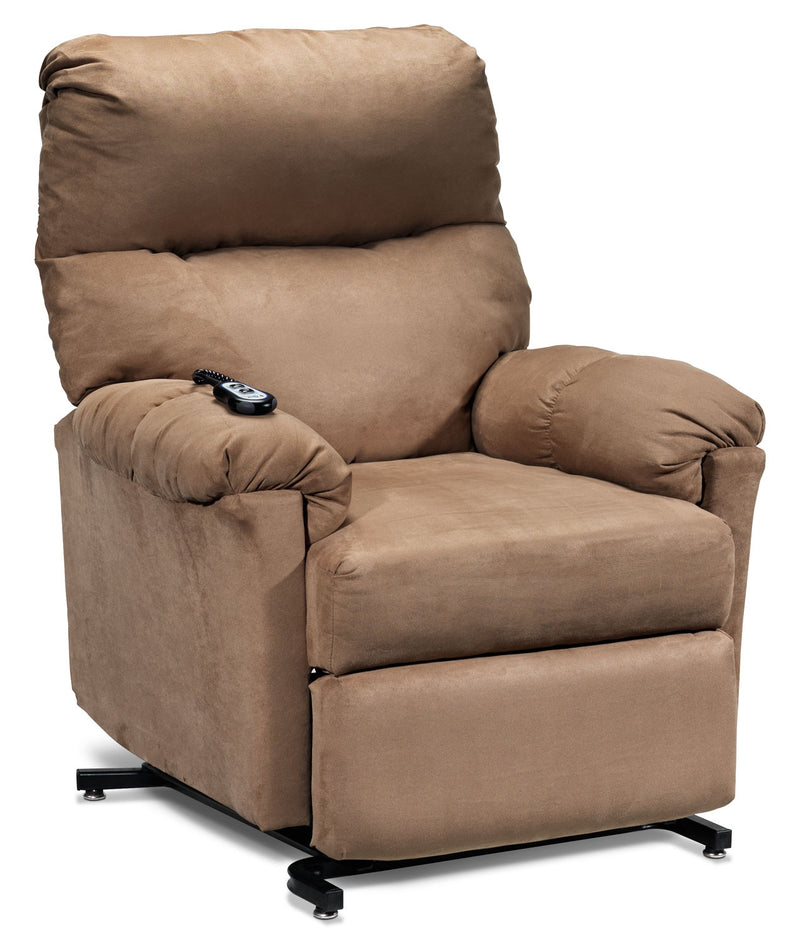 Ridgeville Power Lift Recliner - Beige