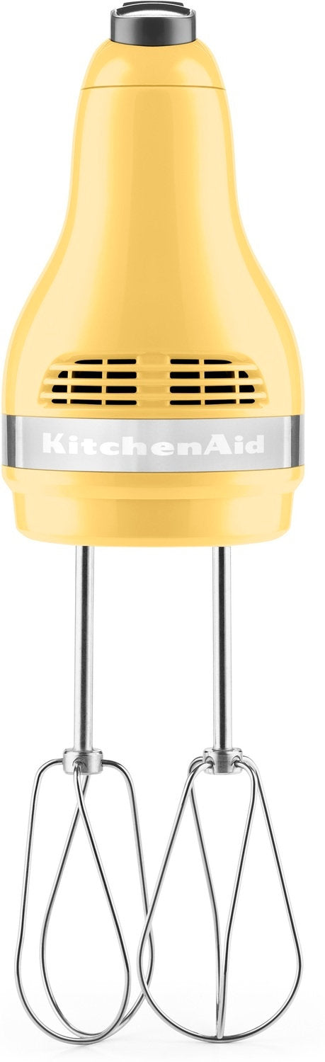 KitchenAid Majestic Yellow 5-Speed Ultra Power™ Hand Mixer - KHM512MY