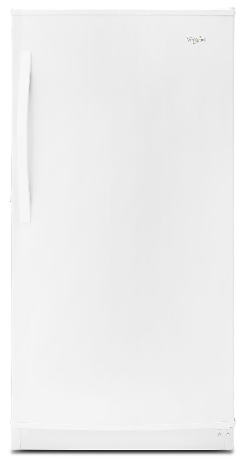 Whirlpool White Upright Freezer (15.7 Cu. Ft.) - WZF56R16DW