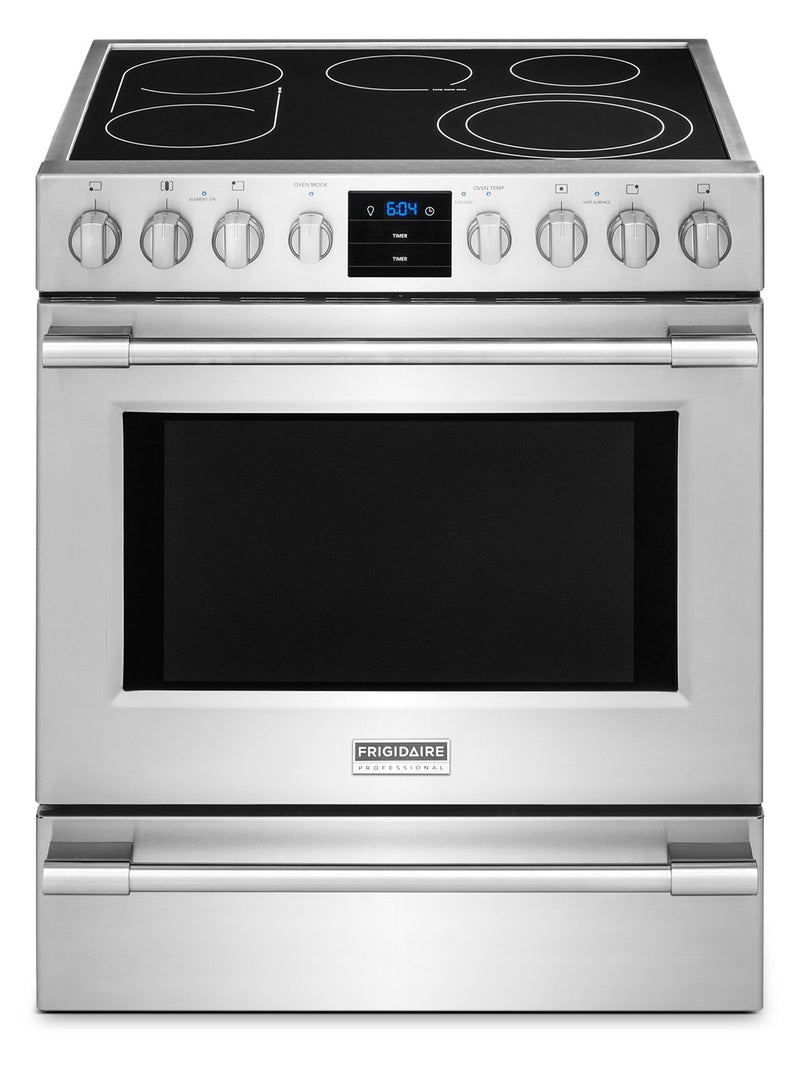 Frigidaire Professional Stainless Steel Electric Convection Range (5.1 Cu. Ft.) - CPEH3077RF