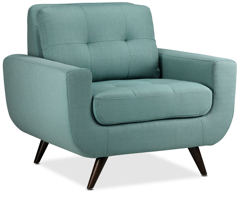 Julian Chair - Teal