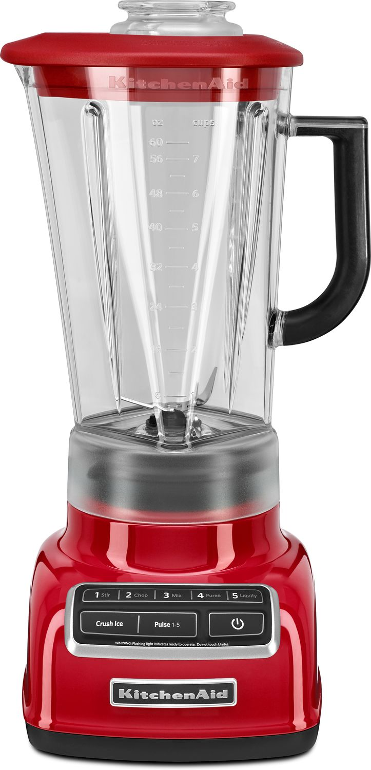 KitchenAid Empire Red 5-Speed Diamond Blender (60 oz.) - KSB1575ER