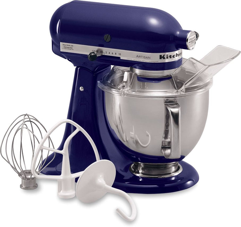 KitchenAid Cobalt Blue 5-Quart Tilt-Head Stand Mixer - KSM150PSBU