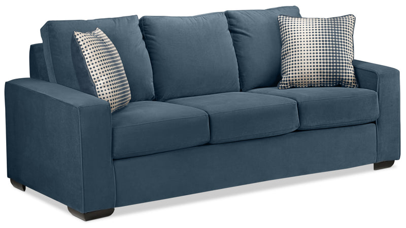 The Ciara Sofa - Navy