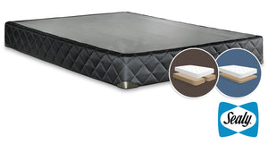 Sealy Elementary King Low-Profile Split Boxspring