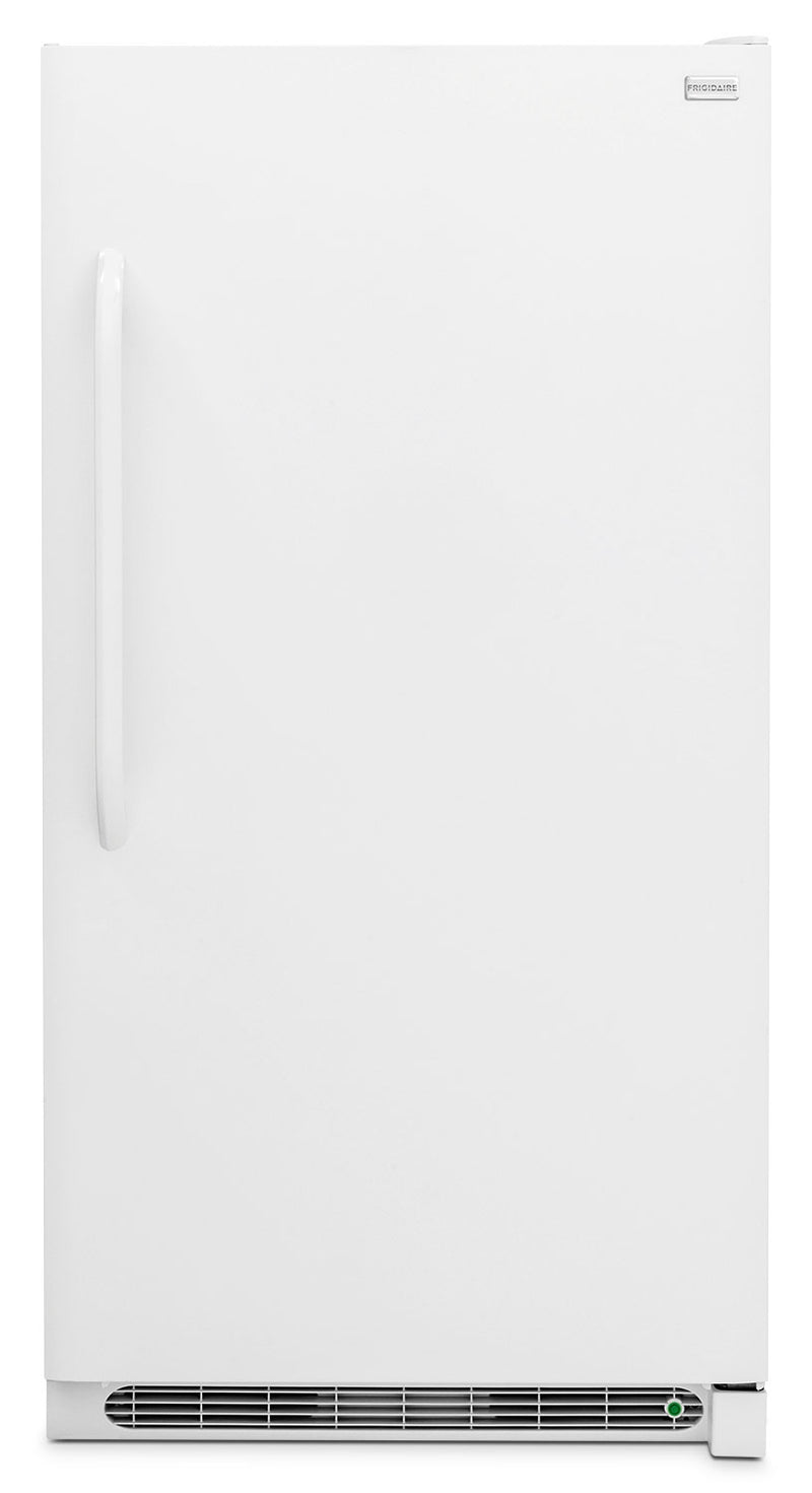 Frigidaire White Upright Freezer (17.4 Cu. Ft.) - FFFU17M1QW