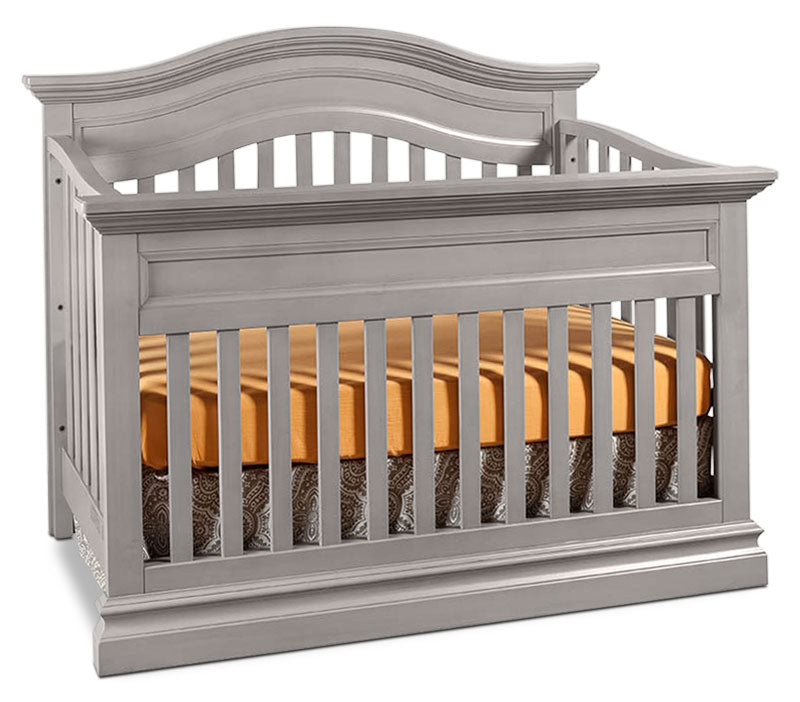 Cameron Convertible Contour Crib - Cloud
