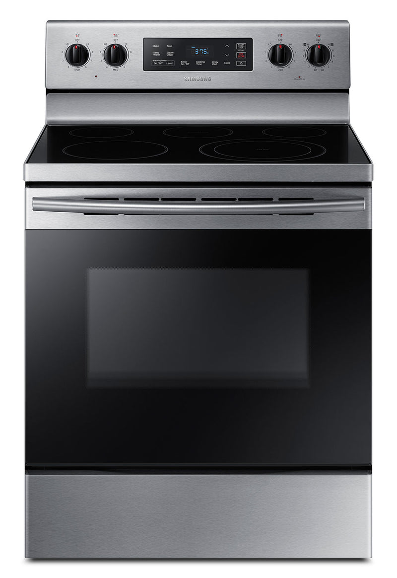 Samsung Stainless Steel Electric Freestanding Range (5.9 Cu. Ft.) - NE59K3310SS/AC
