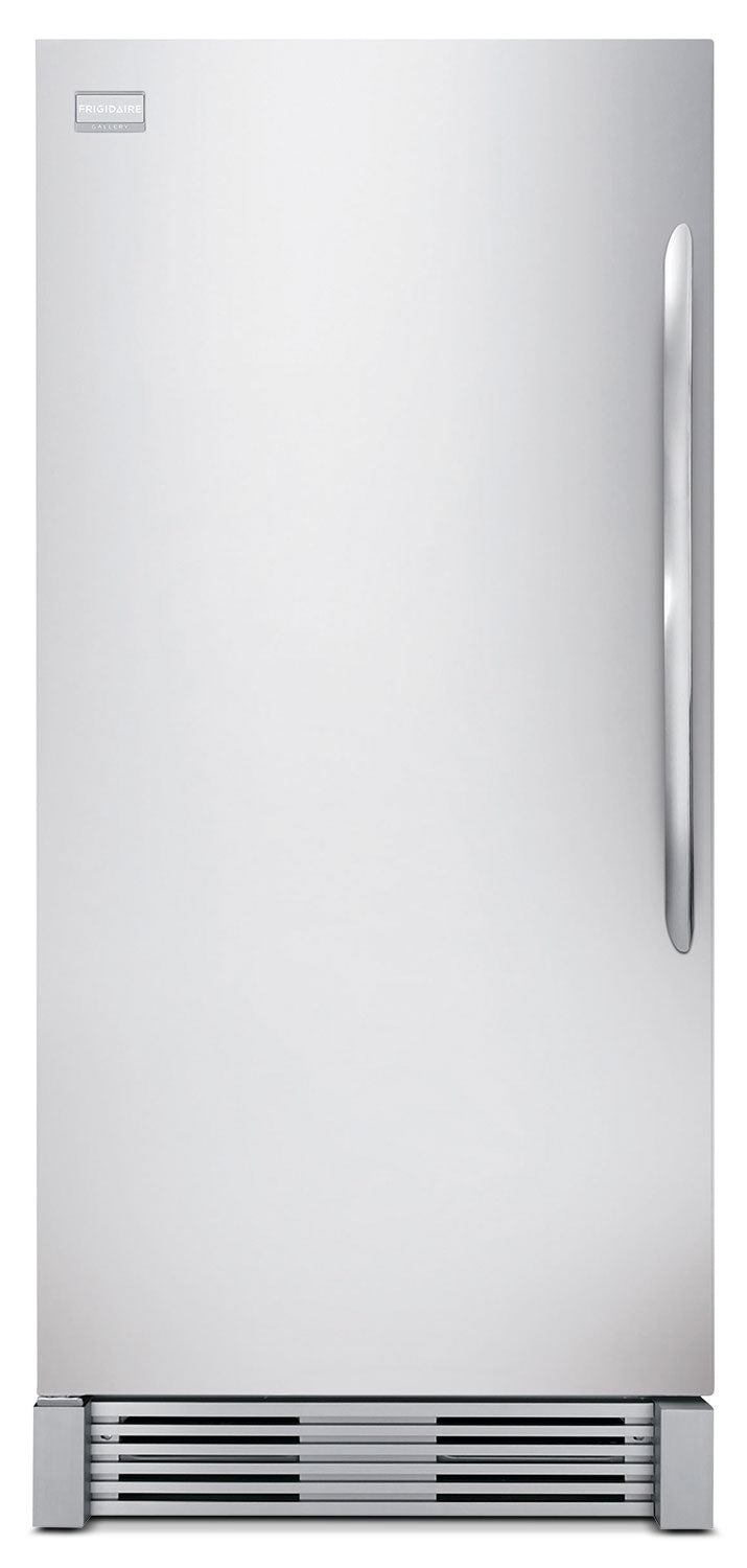 Frigidaire Gallery Stainless Steel Upright Freezer (18.5 Cu. Ft.) - FGFU19F6QF