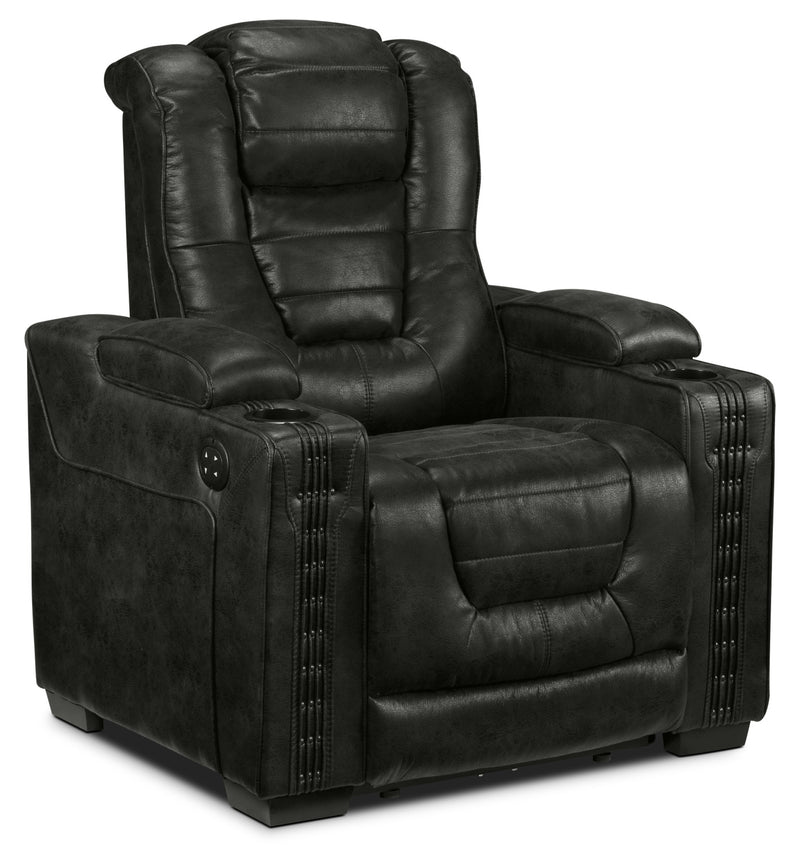 Dakota Power Recliner - Eclipse