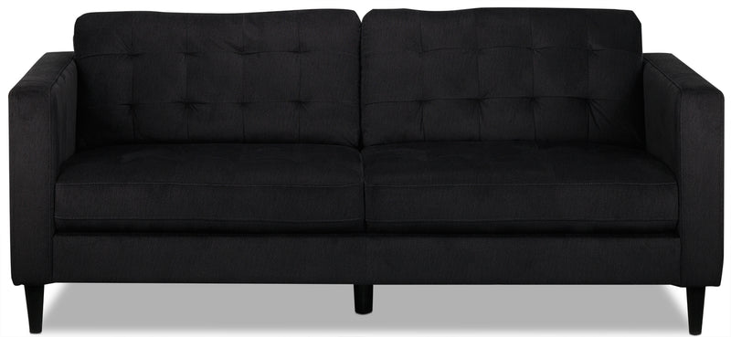 Leons Anthena Sofa - Charcoal