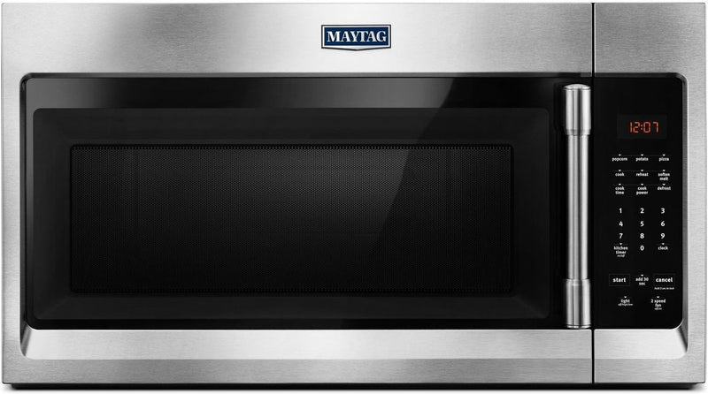 Maytag Stainless Steel Over-the-Range Microwave (1.7 Cu. Ft.) - YMMV1174FZ