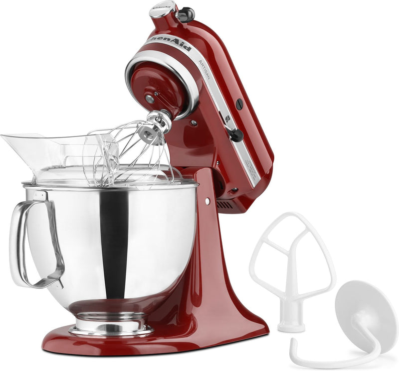 KitchenAid Glossy Cinnamon 5-Quart Tilt-Head Stand Mixer - KSM150PSGC