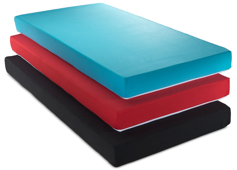 Therapedic Cushion Firm Twin Mattress - Preselected Colour