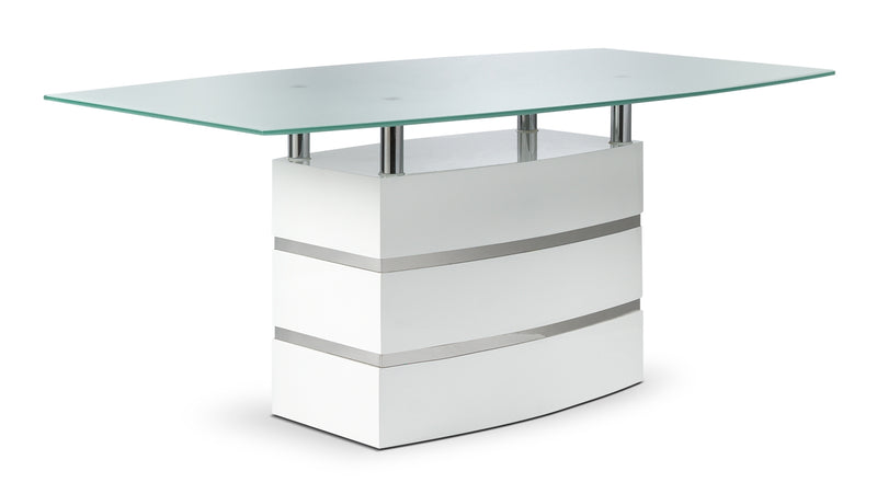 Altair Dining Table - White