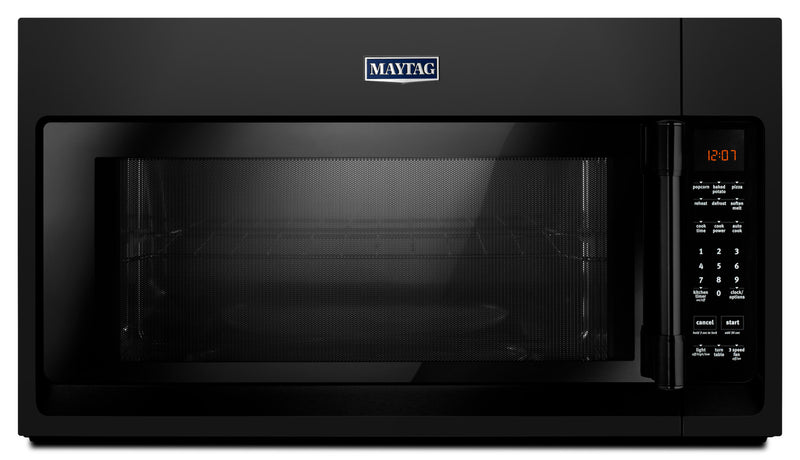 Maytag Black Over-The-Range Microwave (2.0 Cu. Ft.) - YMMV4206FB