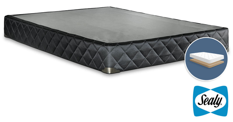 Sealy Elementary Queen Low-Profile Boxspring