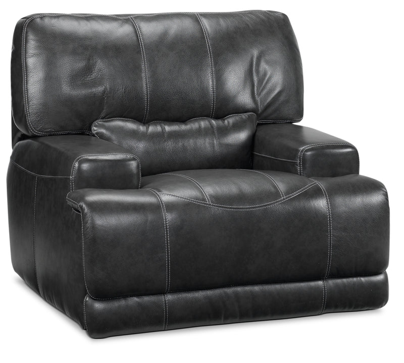 Dearborn Power Recliner - Charcoal