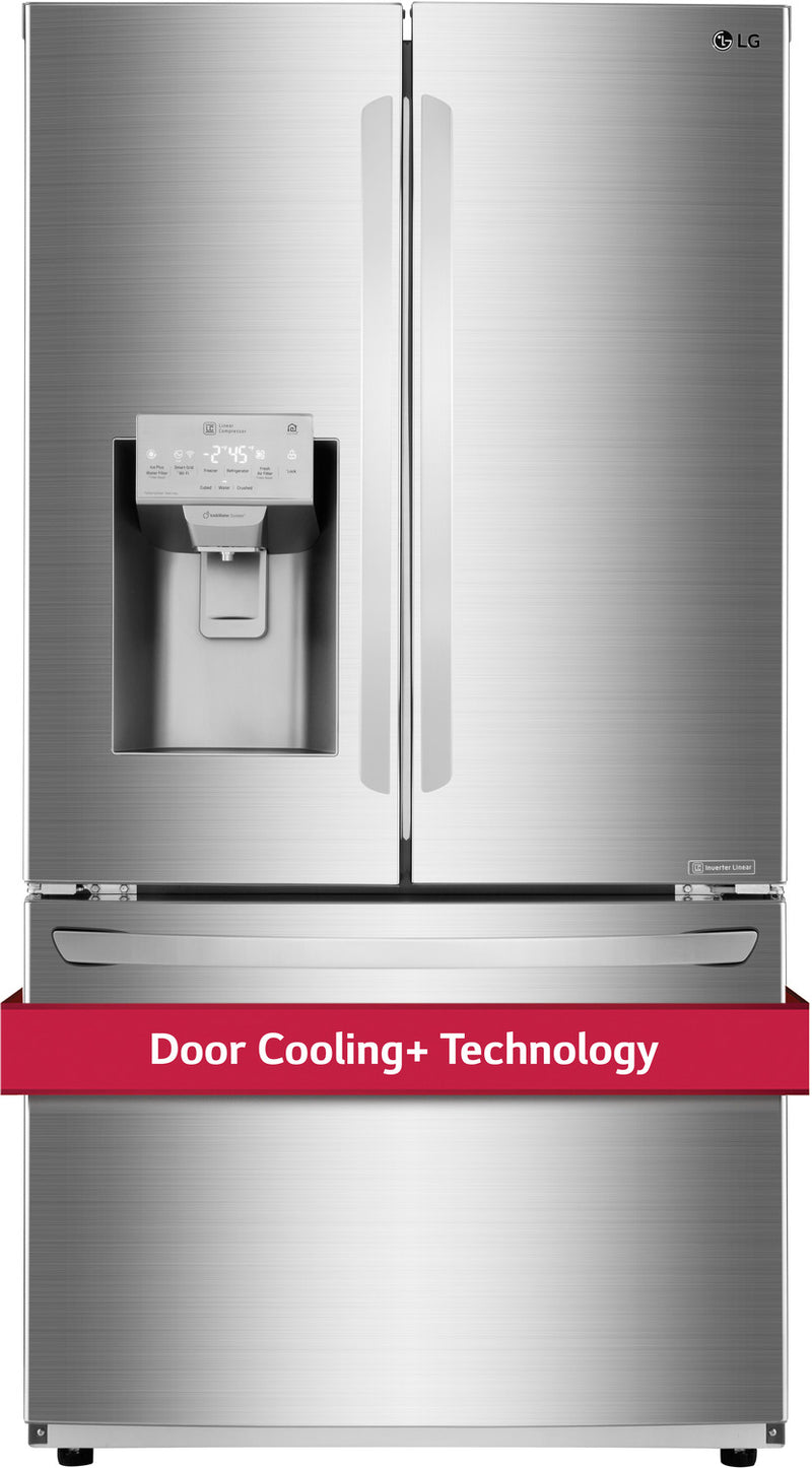 LG Appliances Stainless Steel French Door Refrigerator (28 Cu. Ft.) - LFXS28968S
