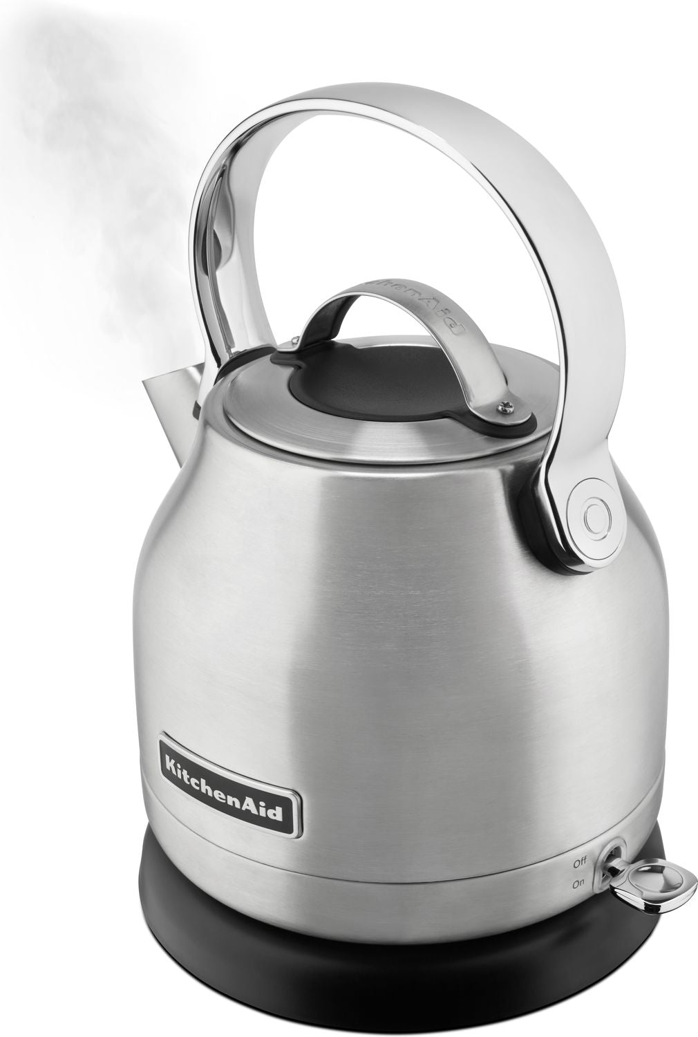 Kitchenaid Brushed Stainless Steel Electric Kettle 1 25 L