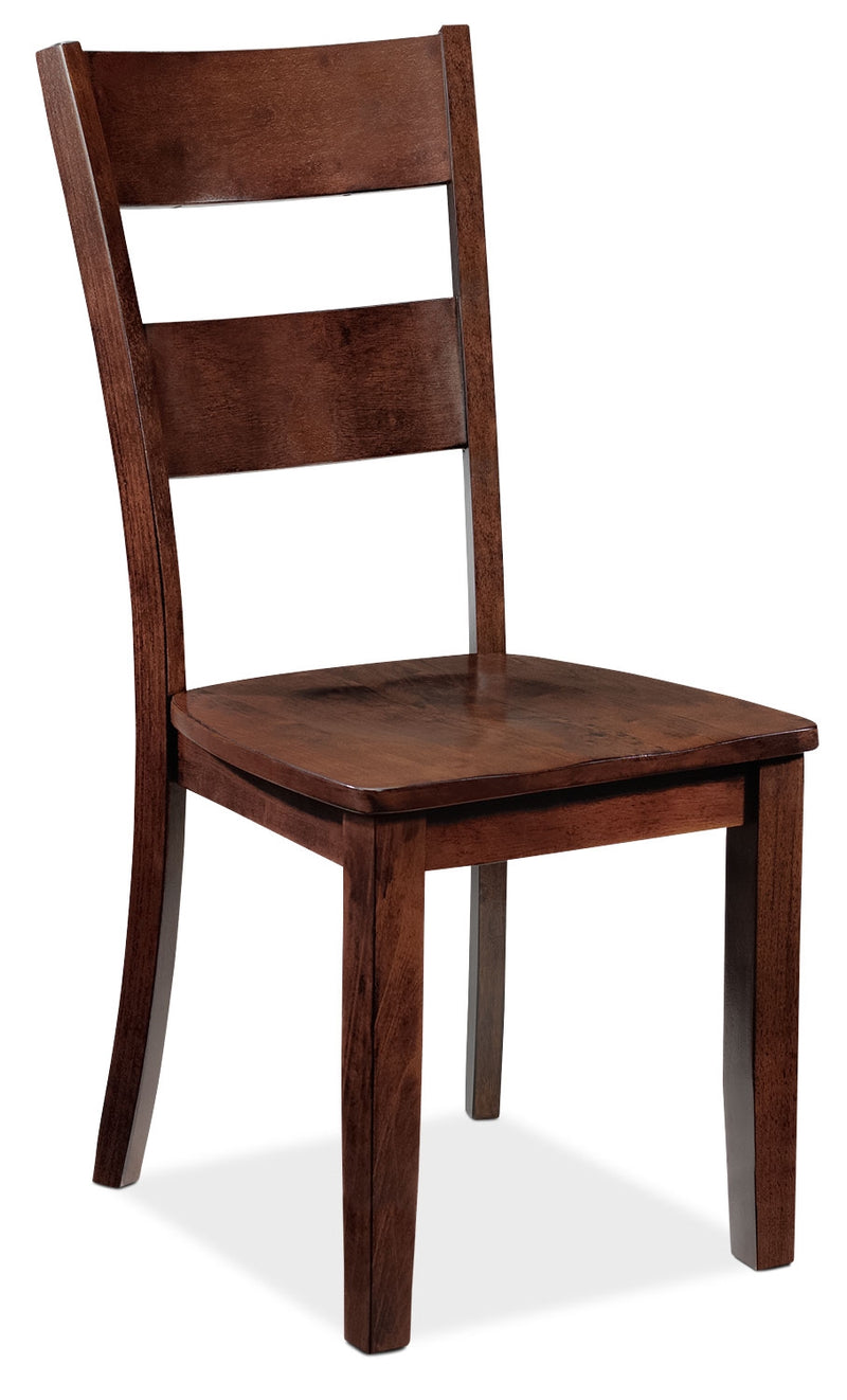 Holland Side Chair - Espresso