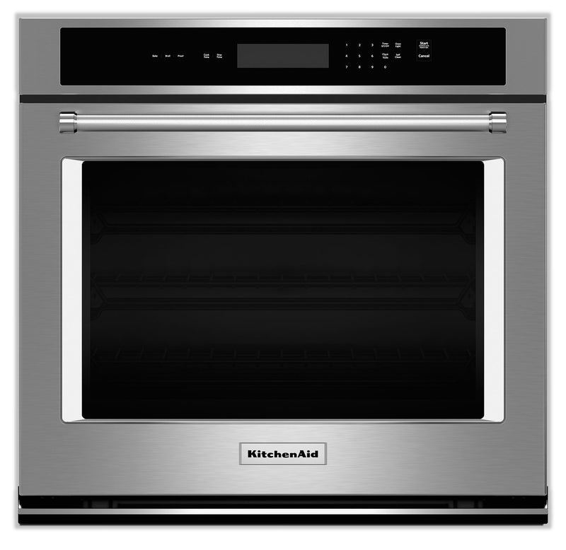 KitchenAid Stainless Steel Wall Oven (5.0 Cu. Ft.) - KOST100ESS