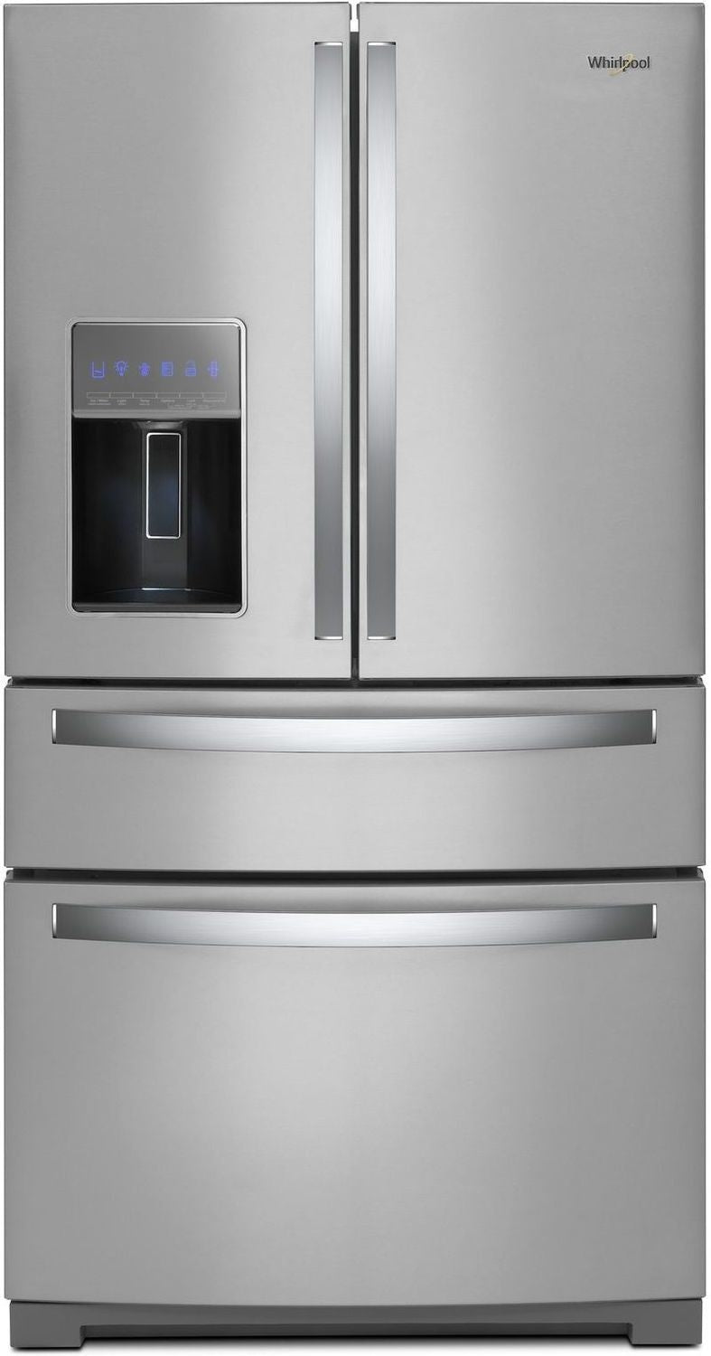 Whirlpool Stainless Steel French Door Refrigerator (26 Cu. Ft.) - WRX986SIHZ