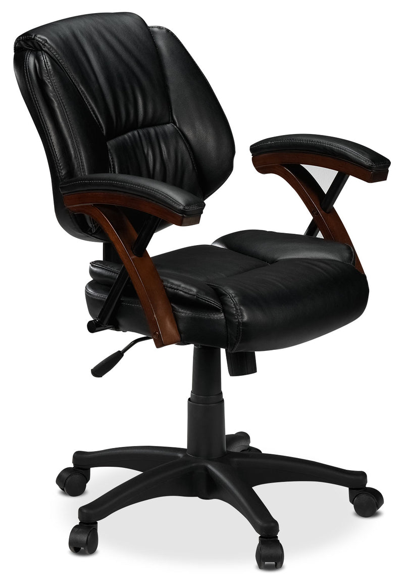 Zeta Office Chair - Black