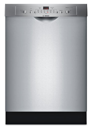 "Bosch Stainless Steel 24"" Dishwasher - SHE3AR75UC"