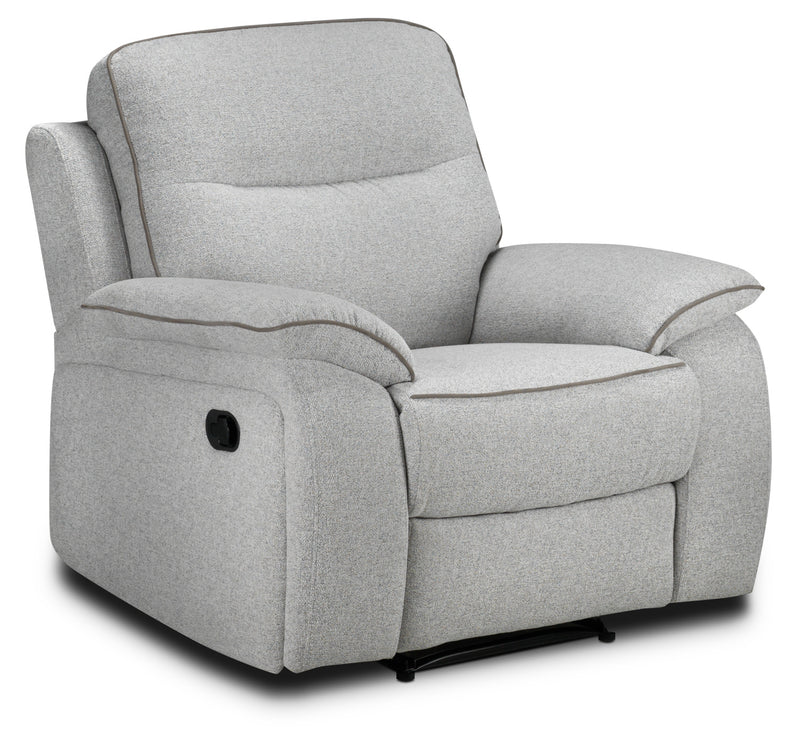 Latham Recliner - Frost