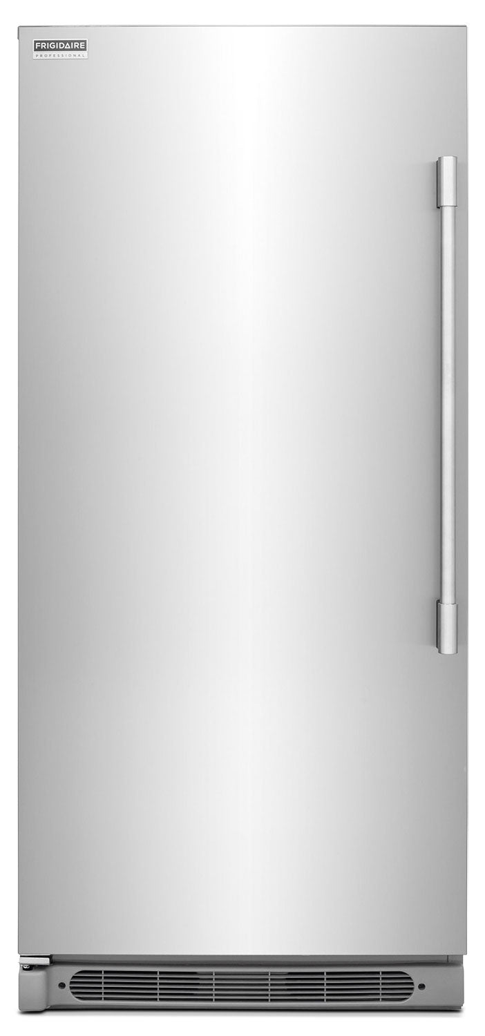 Frigidaire Professional Stainless Steel Upright Freezer (18.5 Cu. Ft.) - FPFU19F8RF