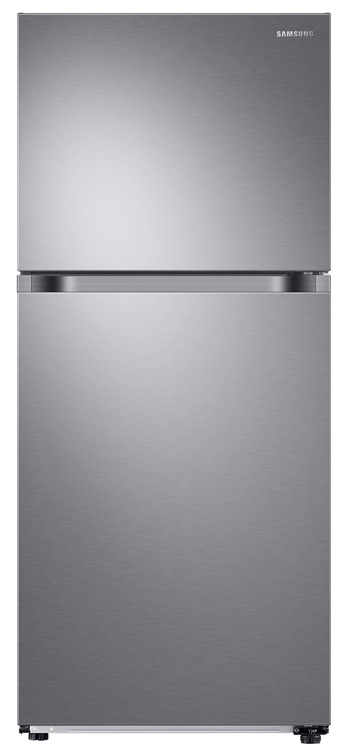 Samsung Stainless Steel Top-Freezer Refrigerator (17.6 Cu. Ft.) - RT18M6213SR/AA