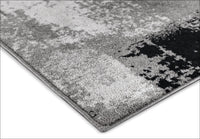 Distressed Mode Area Rug (8' x 11')