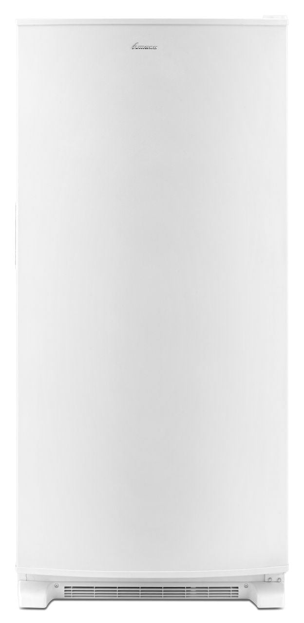 Amana White Upright Freezer (18.0 Cu. Ft.) - AZF33X18DW
